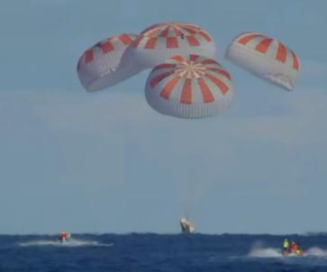NASA Demo-1 SpaceX Crew Dragon