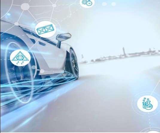 Solvay Magneti Marelli thermoplastic composite automotive component