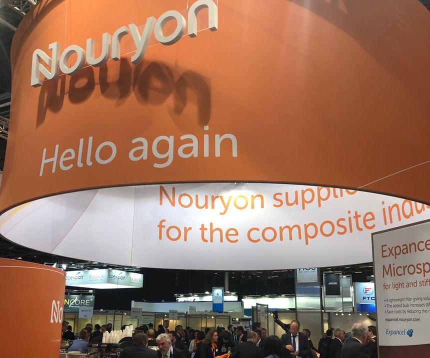 Nouryon JEC World 2019 expandable microsphere