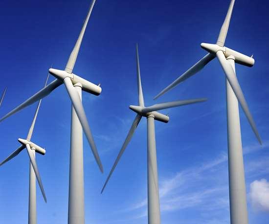 composites for wind turbines