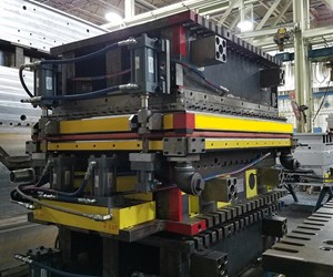 compression molding, composites tooling