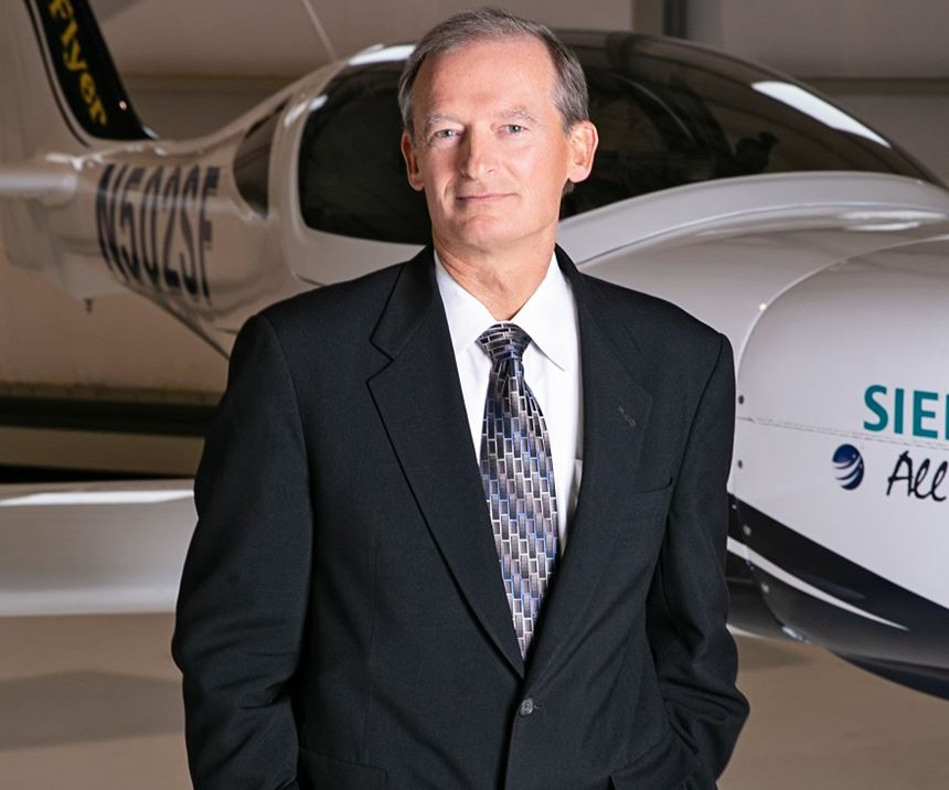 Bye Aerospace CEO George Bye