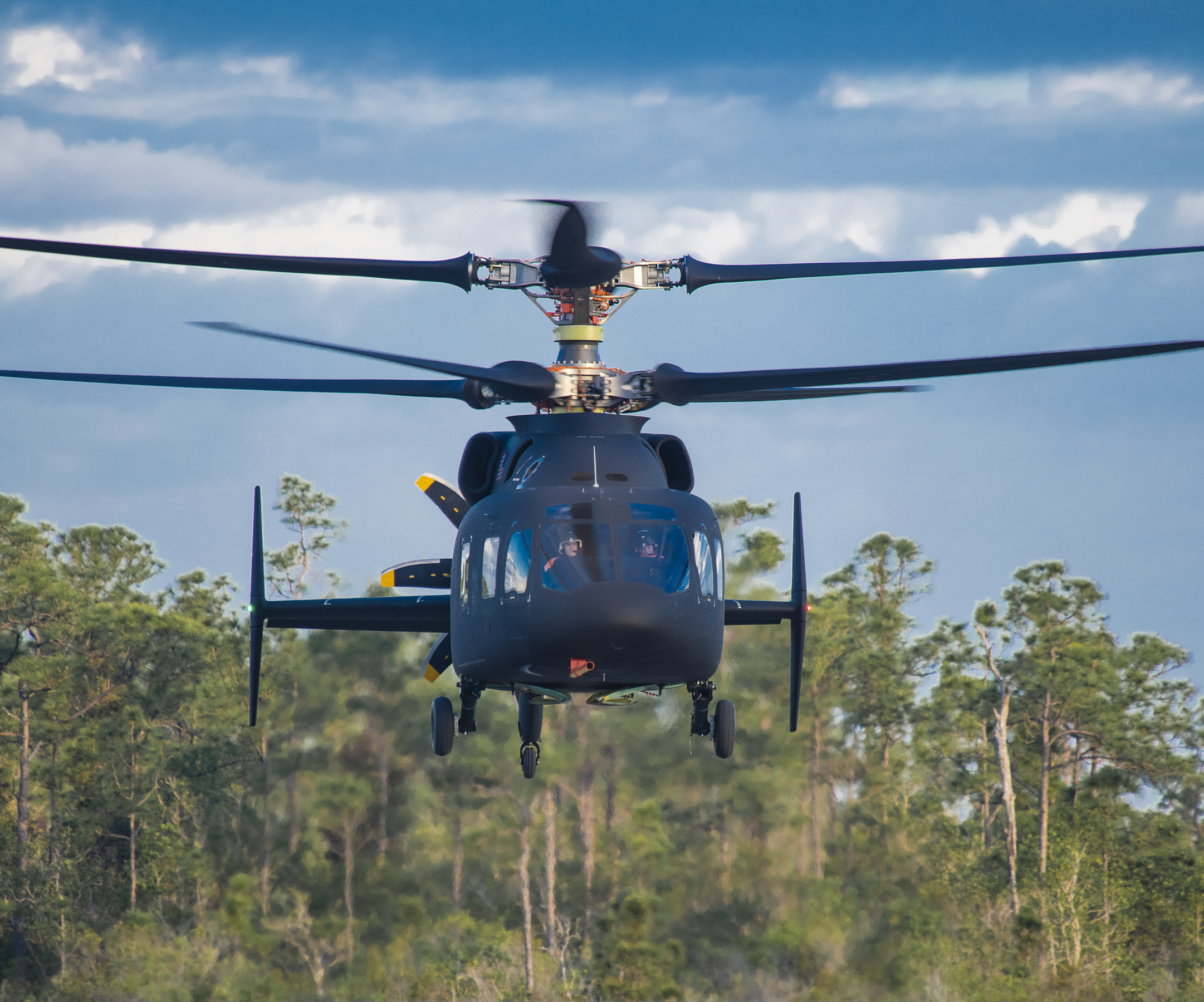 Sikorsky-Boeing helicopter composites aerospace