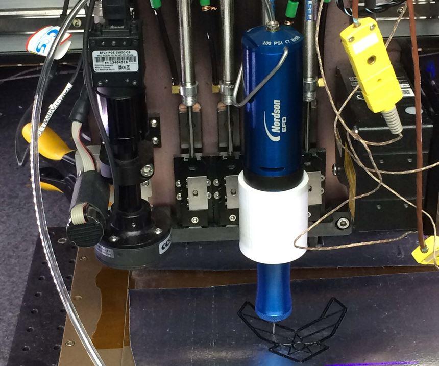 3D printed composites