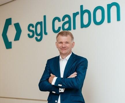 SGL Carbon CEO Dr. Jürgen Köhler