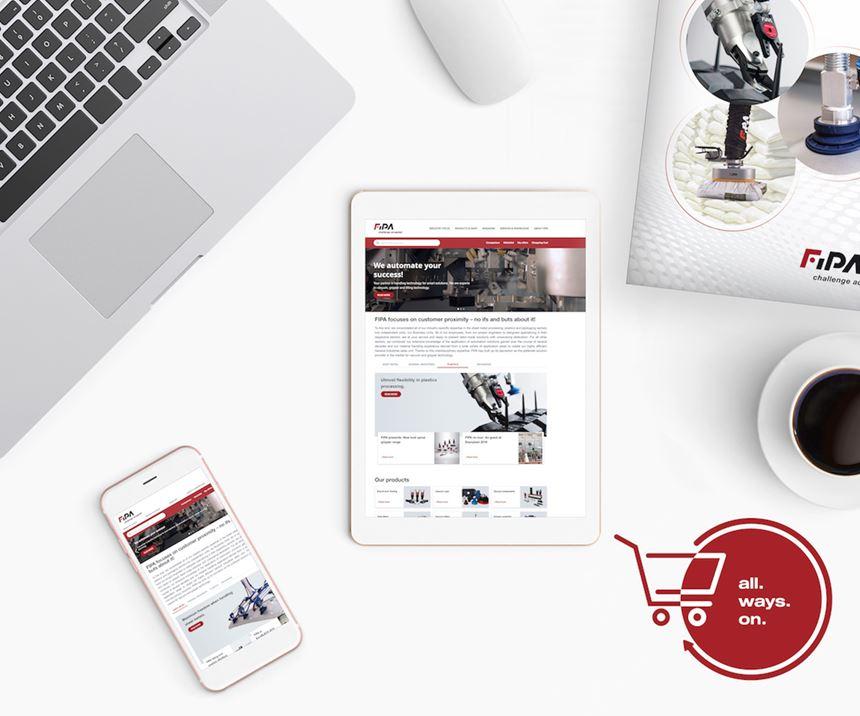 FIPA composites webshop