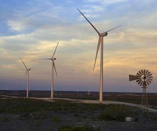 wind turbines composites
