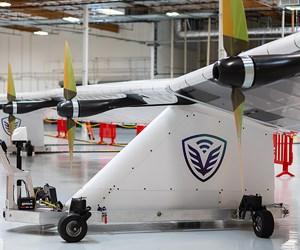 AeroVironment composite aircraft