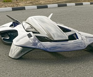 flying car, carbon fiber