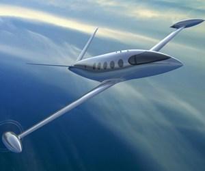 Carboman composite aircraft