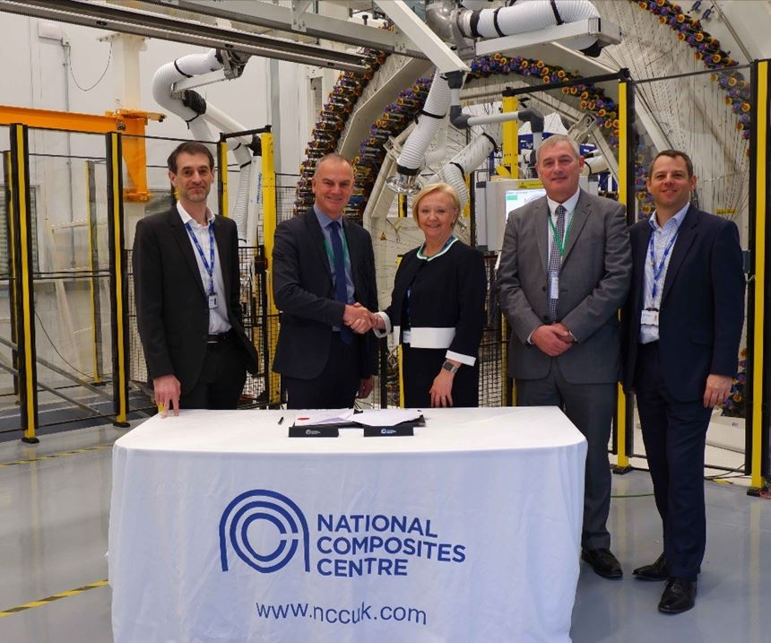 Bae Systems joins National Composites Centre Steering Board