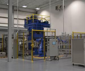 TxV aerospace manufacturing facility