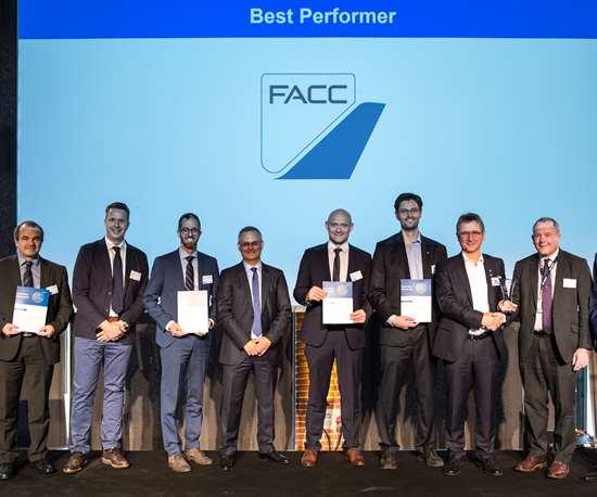 FACC wins Airbus award