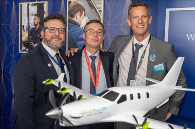 Airbus, Daher, Safran collaborate on EcoPulse aircraft