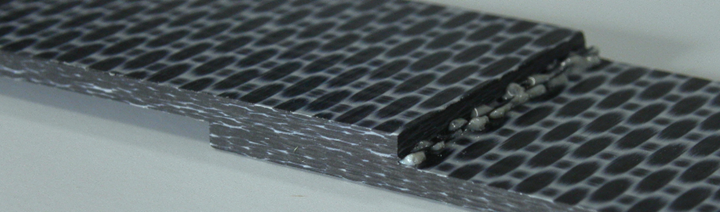 thermoplastic composite aircraft component
