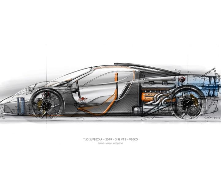 carbon fiber composite supercar