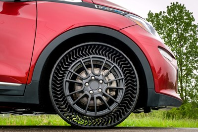 airless tires