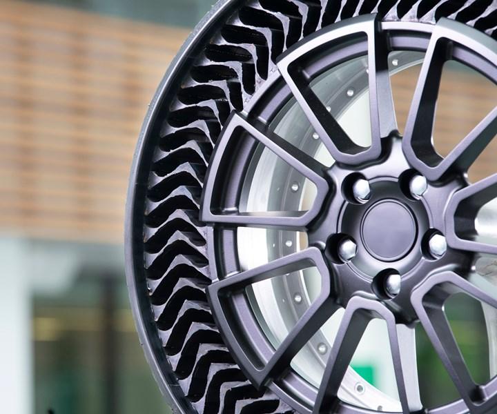 airless tire