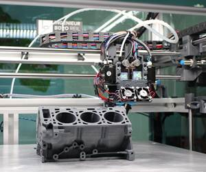 DSM 3D Printing Acceleration Program Accepting Applications