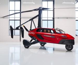 GKN Fokker to advise design, manufacture of PAL-V flying cars