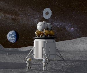 NASA announces U.S. industry partners for Moon, Mars programs