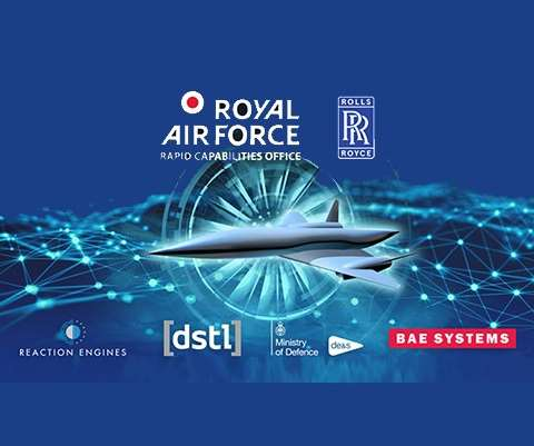 Rolls Royce hypersonic propulsion system project