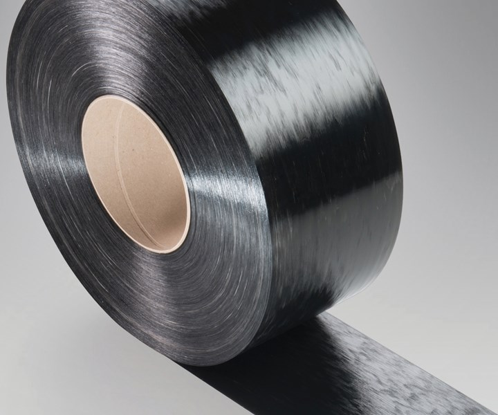 carbon fiber reinforced thermoplastic tapes for automotive