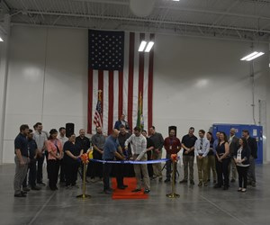 Janicki Industries opens aerospace composite manufacturing plant