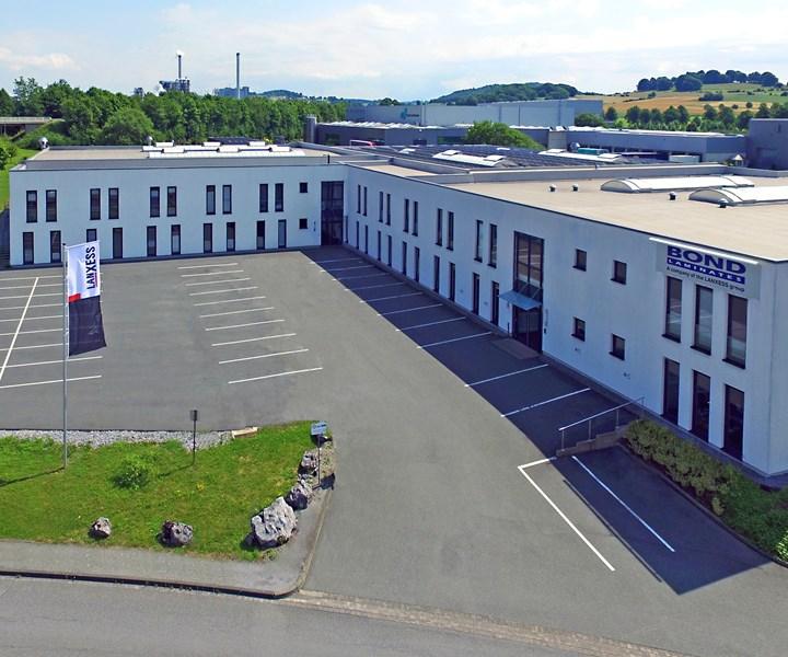 Bond-Laminates GmbH Tepex composite manufacturing facility