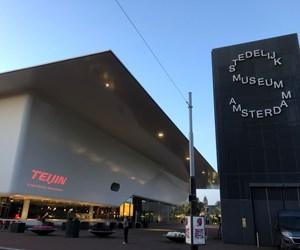Teijin aramid, carbon fibers used for museum façade panels