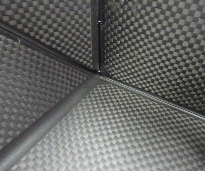 fiber reinforced plastic foldable panel