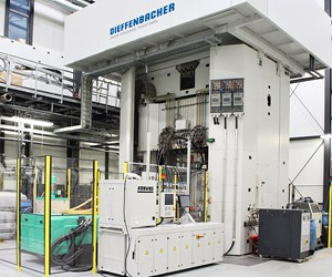 Dieffenbacher, Arburg partner to offer combined injection/transfer molding process