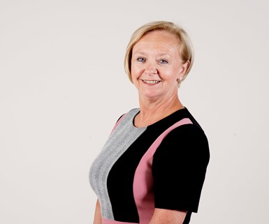 Janet Mitchell of the National Composites Centre