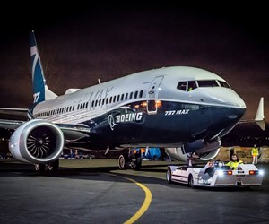 Spirit AeroSystems suspends Boeing 737 MAX production