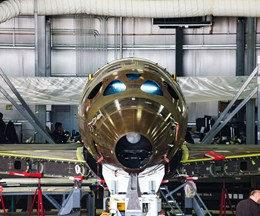 Virgin Galactic announces milestones in next SpaceShipTwo manufacture