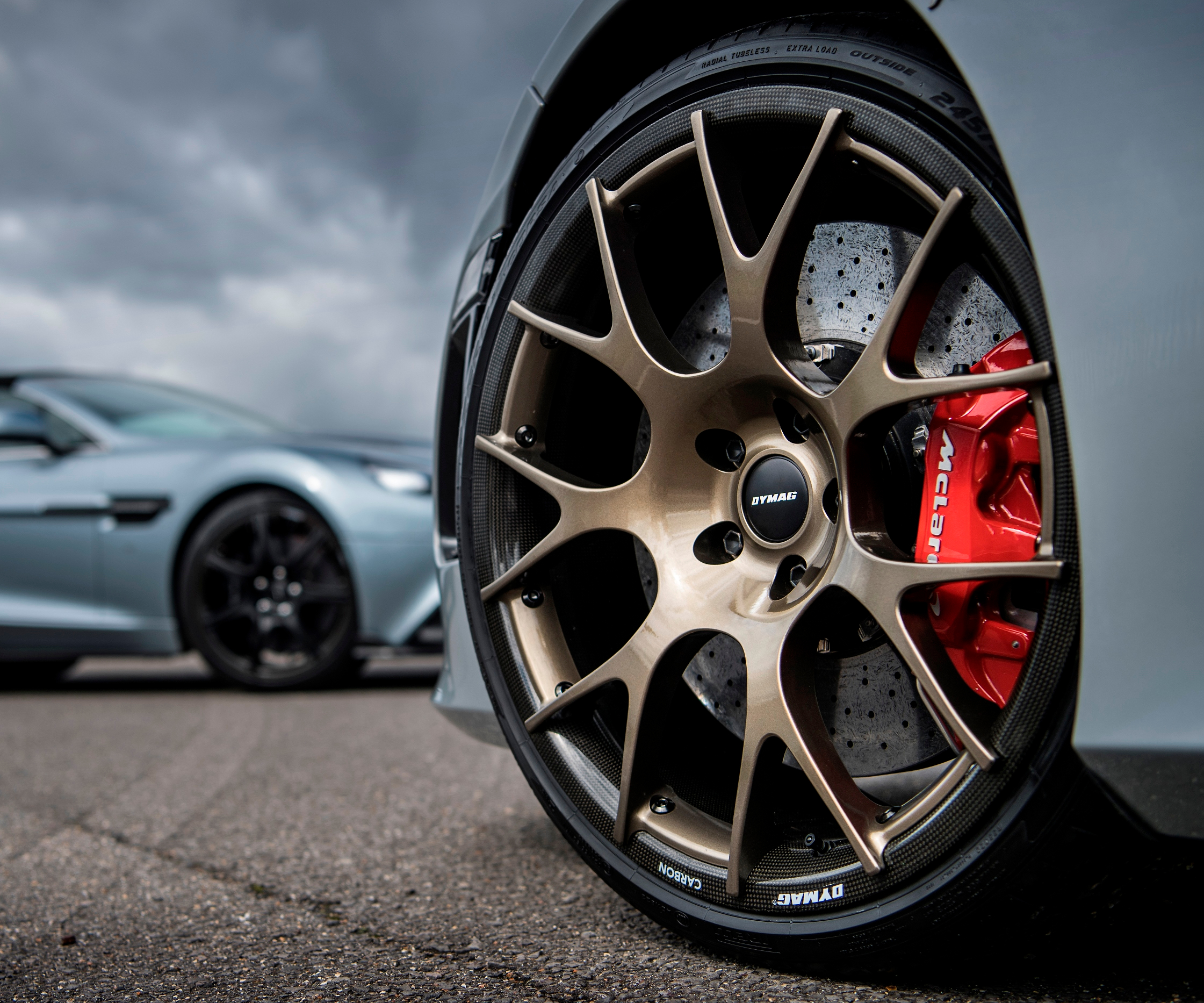 Carbon Fiber Wheels >> Dymag To Increase Carbon Fiber Wheel Production
