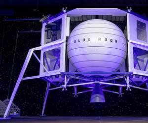 Blue Origin to team up with Lockheed Martin, Northrop Grumman and Draper on lunar lander