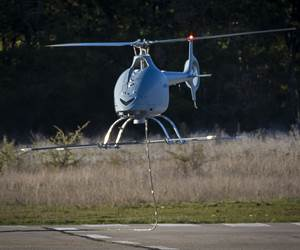 Airbus naval unmanned aerial vehicle prototype performs first flight