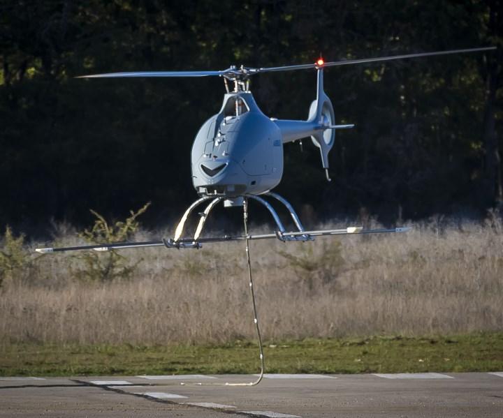 Airbus VSR700 drone prototype