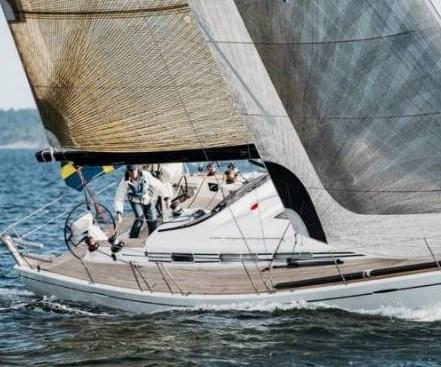 carbon fiber reinforced yacht