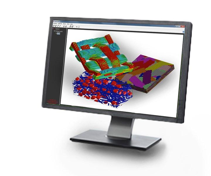 composites simulation software