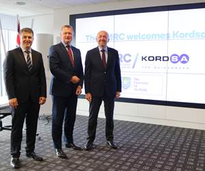 Kordsa partners with University of Sheffield research center