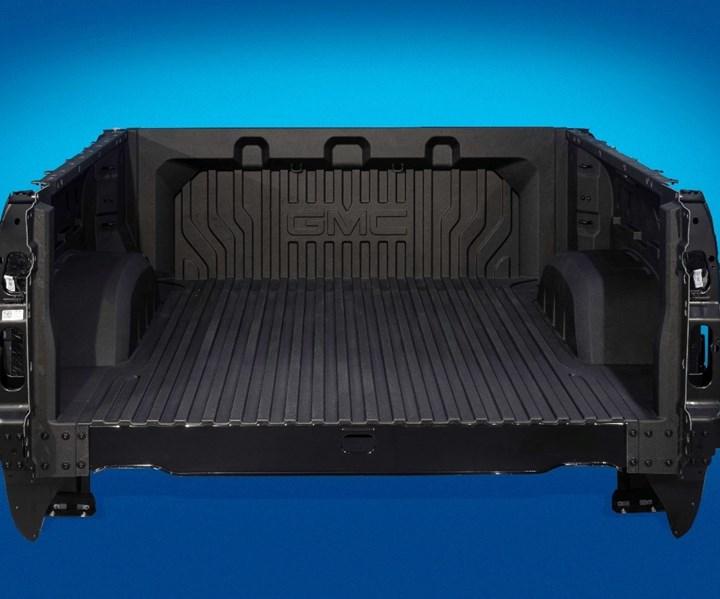 Carbon Pro pickup box