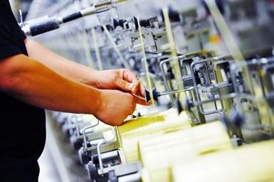 Teijin Aramid spinning line for Twaron fiber