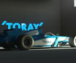东丽结构树脂系统为高端赛车开发