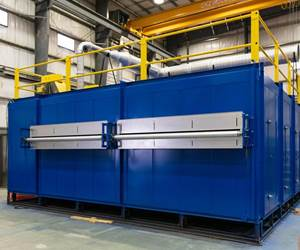 Wisconsin Oven ships multi-zone ovens for carbon fiber cure