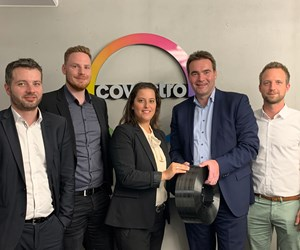 BÜFA to distribute Covestro's Maezio UD tapes