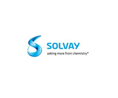 Solvay logo thermoplastic composites