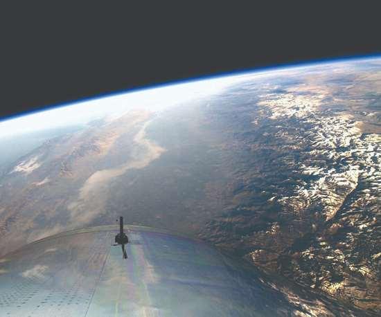 commercial spaceflight