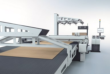 Zund America digital cutting center